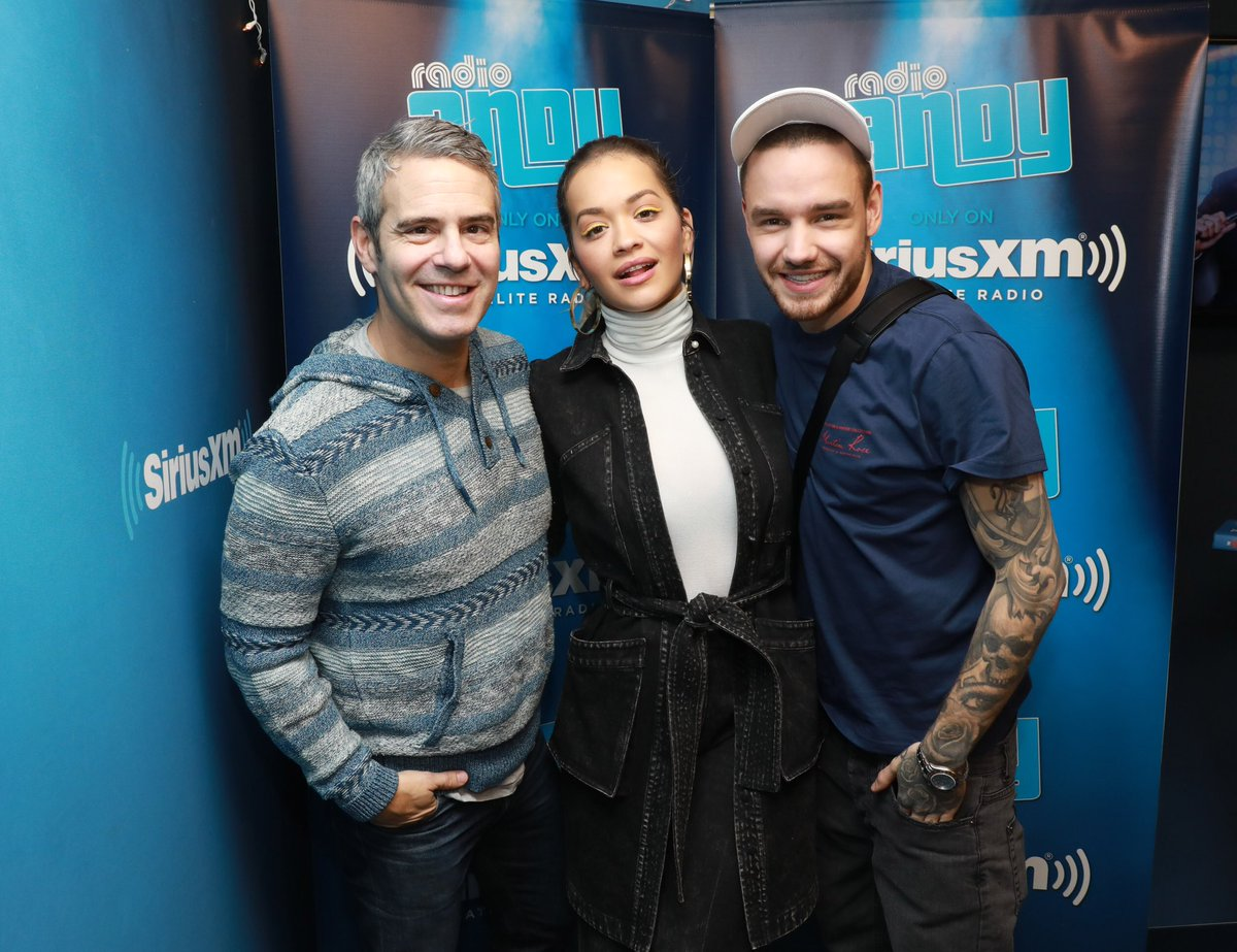 RT @RadioAndySXM: FUN ???? with @LiamPayne & @RitaOra this morning and @Andy! #ForYou ???? https://t.co/zwRc5tYKDm