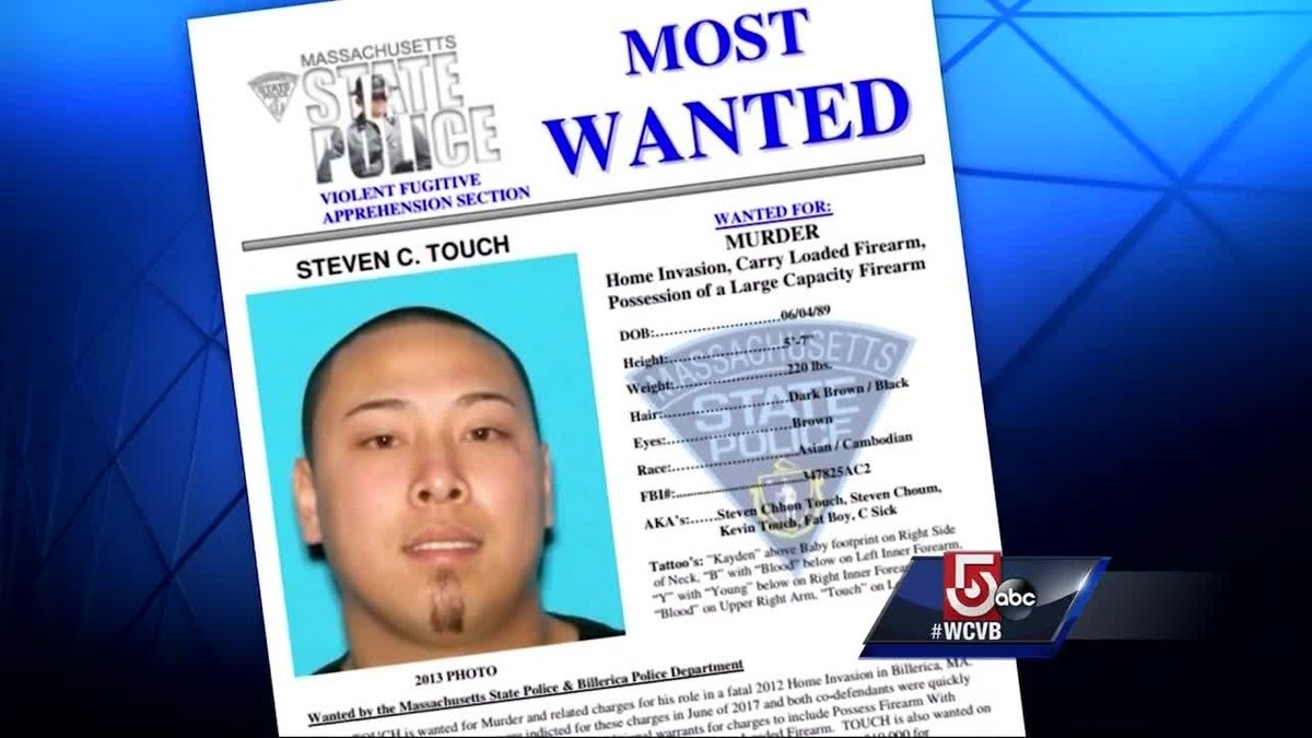 Most Wanted fugitive captured in Lynn