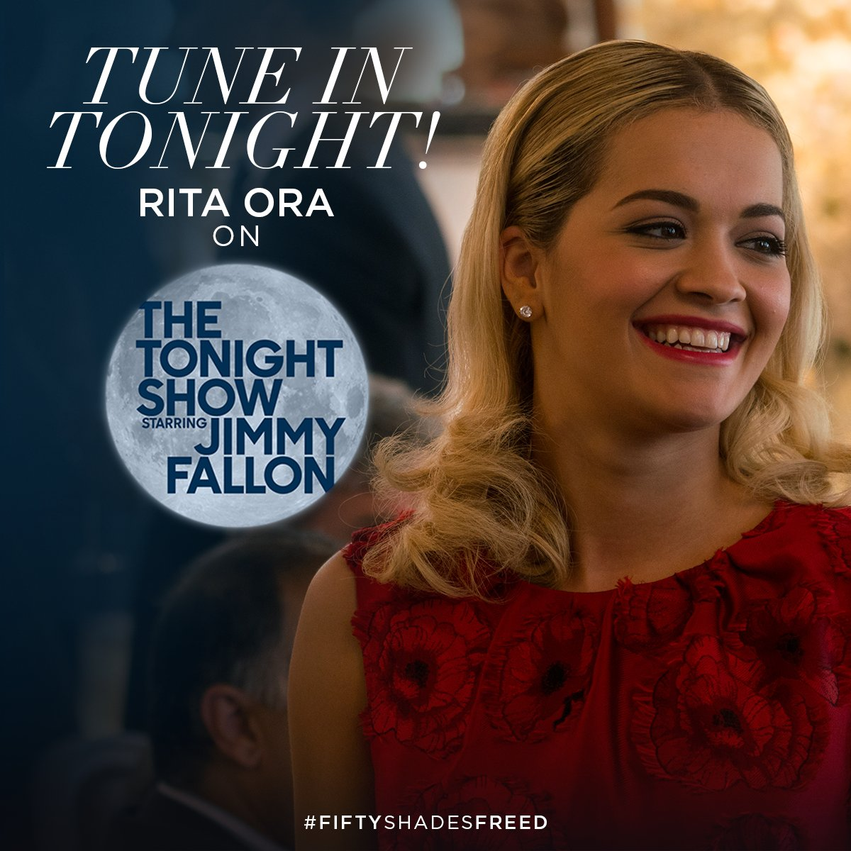 RT @FiftyShades: Don't miss @RitaOra perform #ForYou on @FallonTonight at 11:35|10:35c. #FiftyShadesFreed https://t.co/S80VXhI1Ah