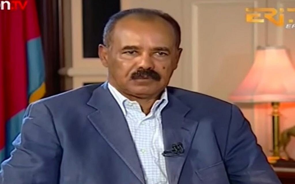 Eritrean leader pans Israel's migrant deportation plan