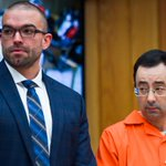 Larry Nassar is back in court to face 65 more victims in Michigan