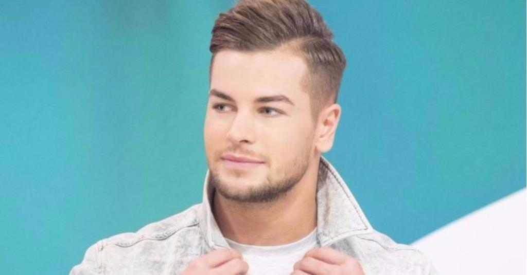 Love Island's Chris Hughes releases memoir of his life just 239 days after finding fame
