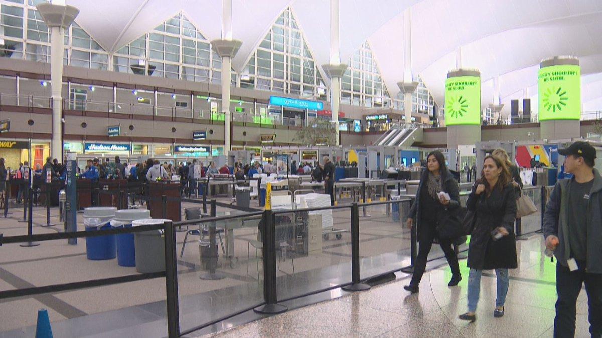 Fire Officials: Fire At TSA Screening Area WasElectrical
