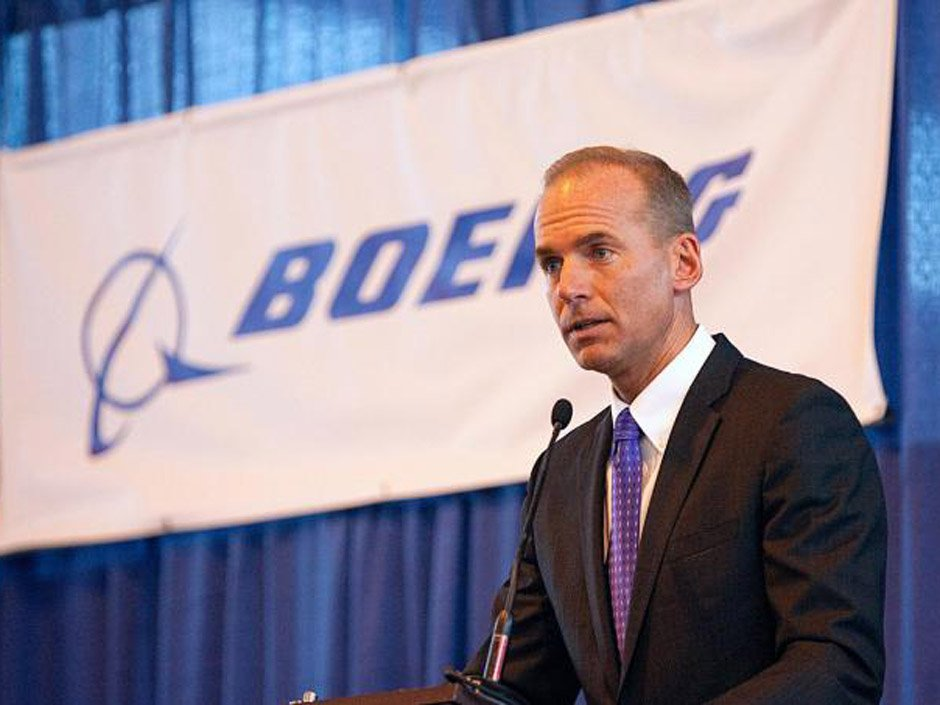 Boeing CEO still pursuing discussions with Embraer after loss at ITC to Bombardier