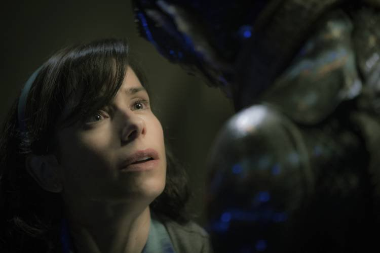 'The Shape of Water' a familiar trip