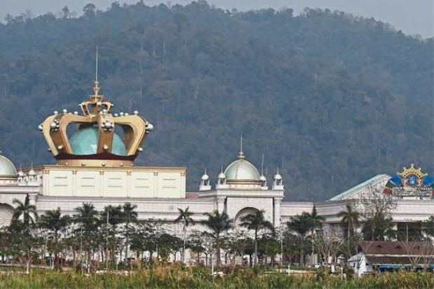 US hits notorious Laos casino with sanctions - ASEAN/East Asia