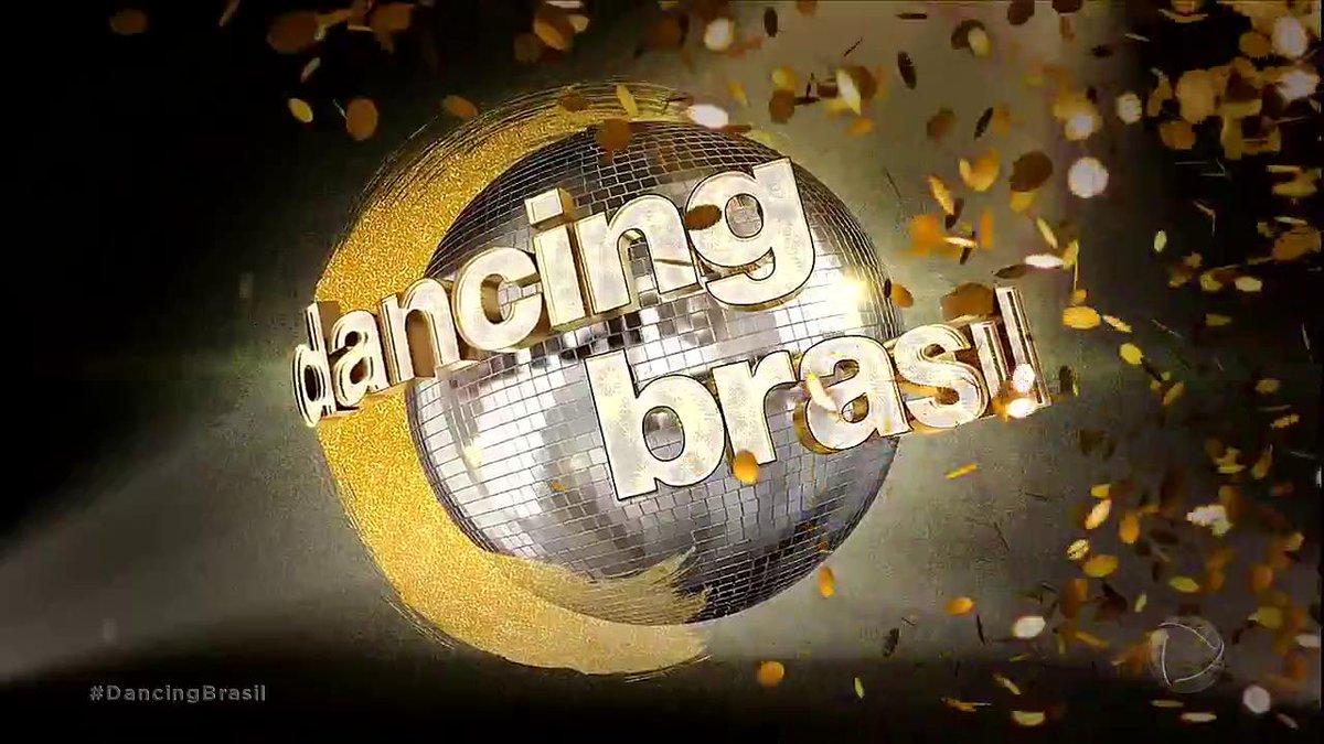 David Bowie. Foto do site da Dancing Brasil que mostra .@Jujuca1987 e Bruno dançam tango com sucesso de Queen e David Bowie 😎⚡ #DancingBrasil