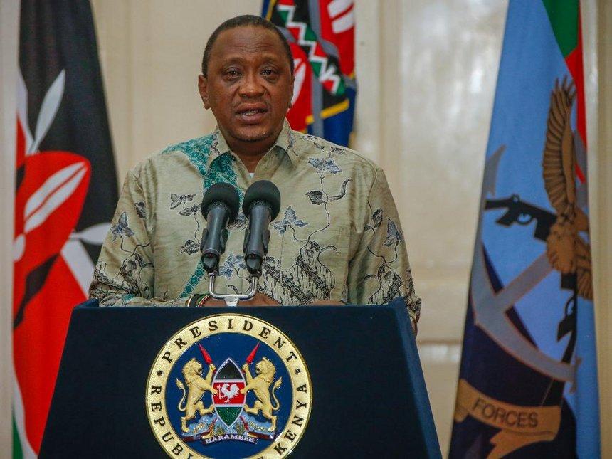 Uhuru dumped Nyamira after using it to get votes - MPs