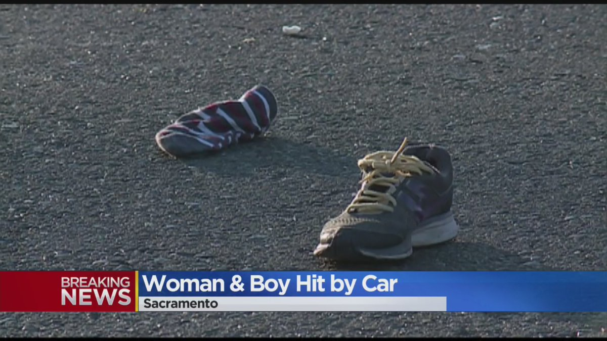 Woman, Child Struck By Hit-And-Run Driver In Sacramento