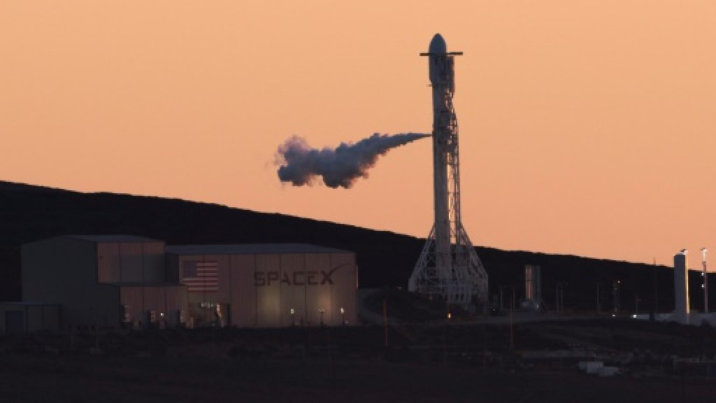 SpaceX blasts off Luxembourg government satellite