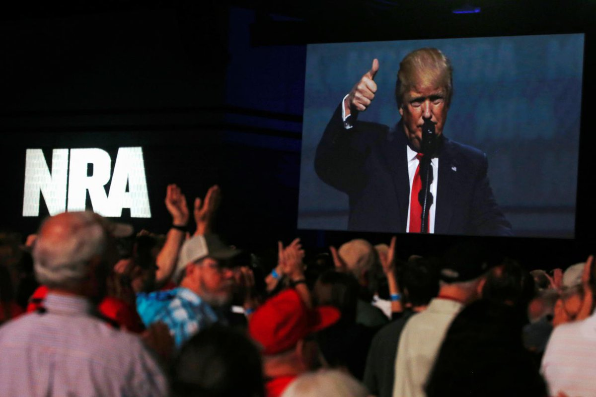 Did the NRA channel Russian money to Trump?