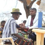 Heroic nurse quit well-paying job to serve his Baringo people