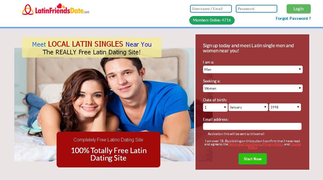 Free Hispanic Dating Adult Meet Up Sites