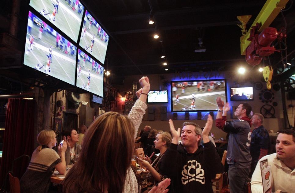 R.I. pubs, restaurants gear up for Super Bowl Sunday