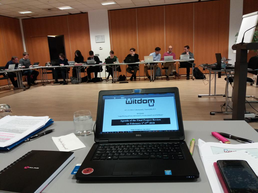 test Twitter Media - RT @W1TD0M: Ready to start the #WITDOM final review in Bled, Slovenia https://t.co/oQZAsD4Ma4