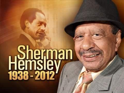 Sherman Hemsley George Jefferson