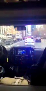 ????????Police escort to Kelly & Ryan!! Going live now, tune in!! @LiveKellyRyan https://t.co/d9OejvL0bl