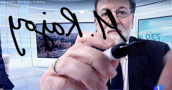 Por si aún no tenéis claro qué es M. Rajoy...👇 https://t.co/lwnSJvzAAv