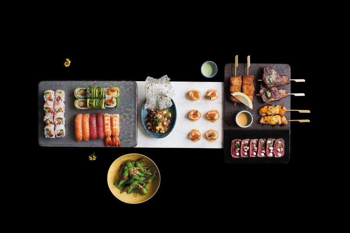 Sticks'n'Sushi London's best gluten-free dining on Deliveroo