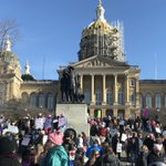 Women's rights advocates take over Statehouse