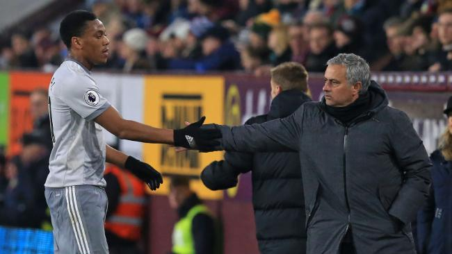 Jose Mourinho on Alexis Sanchez as Anthony Martial scores Manchester United's winner