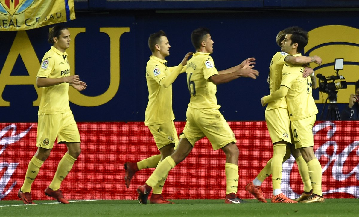 Denis Cheryshev's first Liga goal since March 2016 proved decisive as Villarreal overcame Levante 2-1 to move above Real Madrid. #UEL https://t.co/BtQtTdkk7O