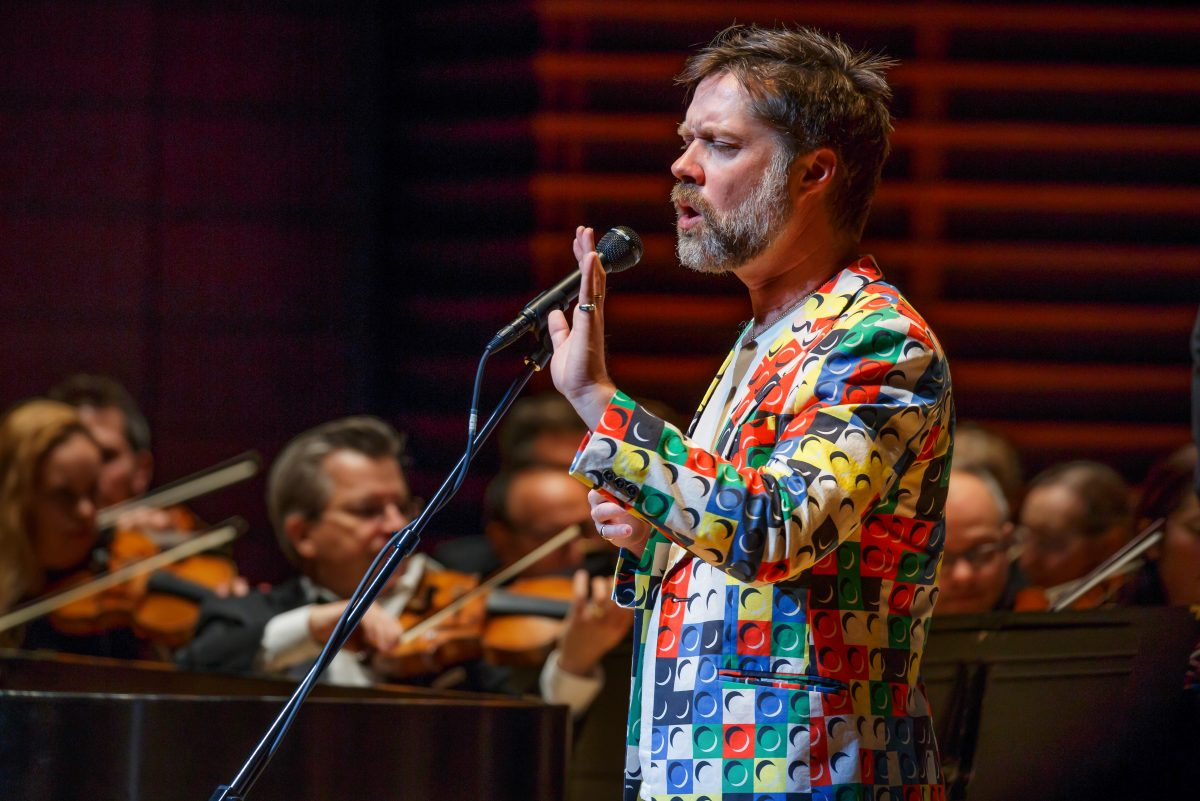 Getting personal with Rufus Wainwright and the Philly Pops