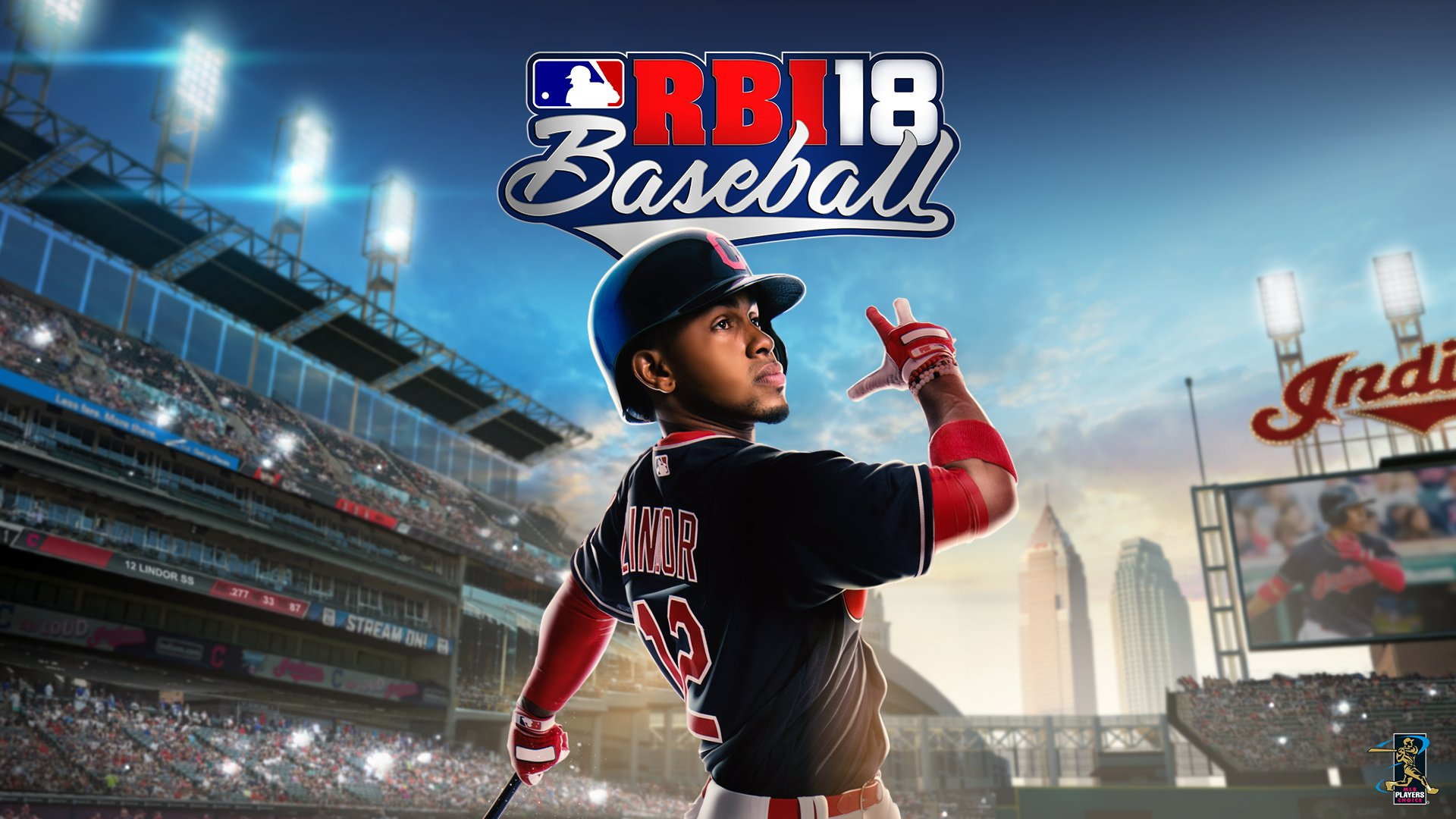 Your RBI Baseball 18 cover athlete:  @Lindor12BC! https://t.co/A8H6XnhaiV