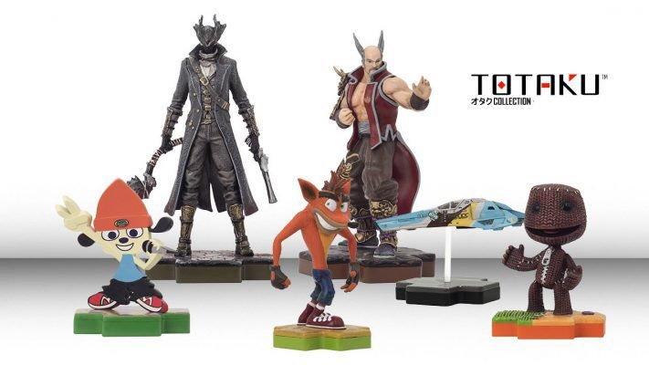 """Totaku Collection"" Amiibo-Like Figures For Sony Franchises Announced https://t.co/8Uhr84GoPK https://t.co/ONz3pebsQA"