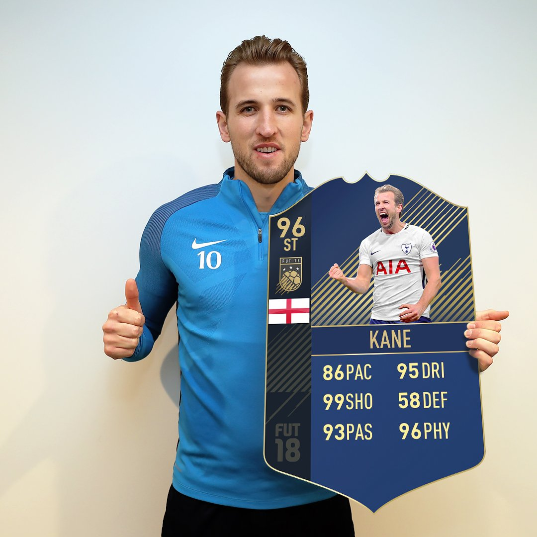 Amazing year for #TOTY @HKane, he's in packs until Monday 6pm UK! #FUT https://t.co/ur1xCbsv4U