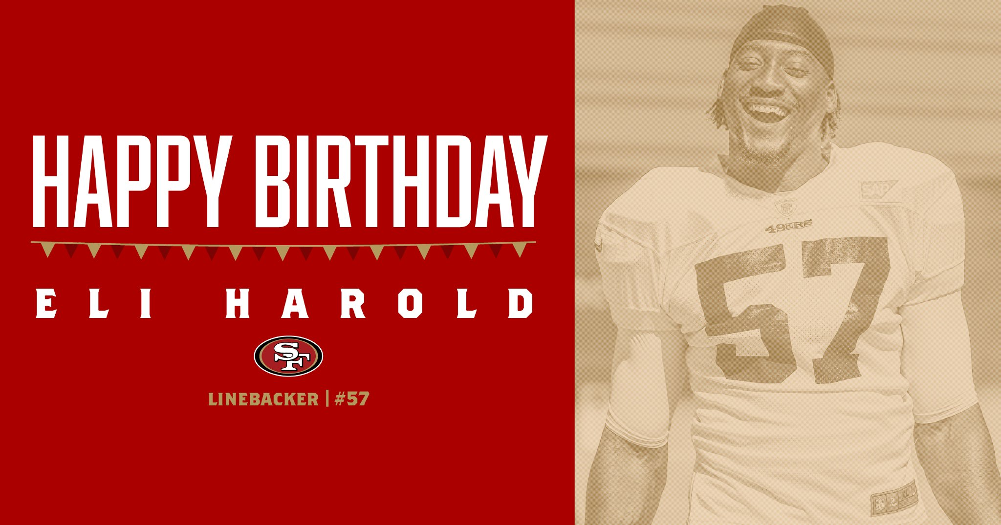 Wishing a very happy birthday to @EliHarold_ �� https://t.co/khJj5SSy73