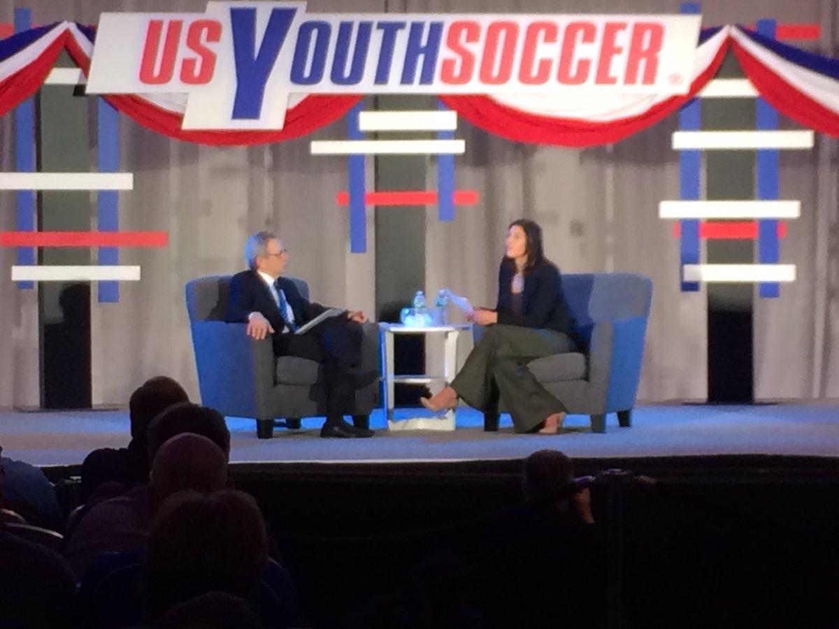 Hope Solo US Soccer prez candidate #UnitedSoccerCoaches https://t.co/gR06MC4DpP