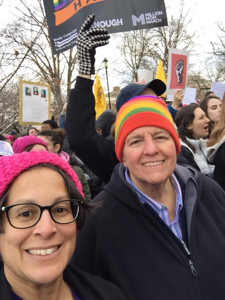 #DisabilityRights are #WomensRights #WMCT2018 #WomensMarch2018 https://t.co/z1w2VhJZOr