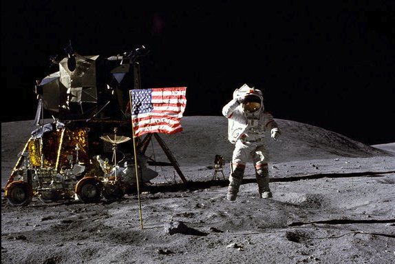 Commentary: Sorry, Mark, but moon colonies are just science fiction right now