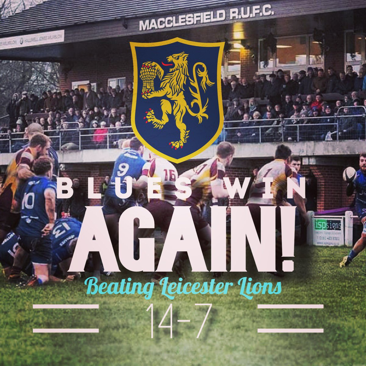 test Twitter Media - The Blues pick up their 4th Win in a row!! #fourinarow #bluesareback #backingmacc https://t.co/k6qetNoEta