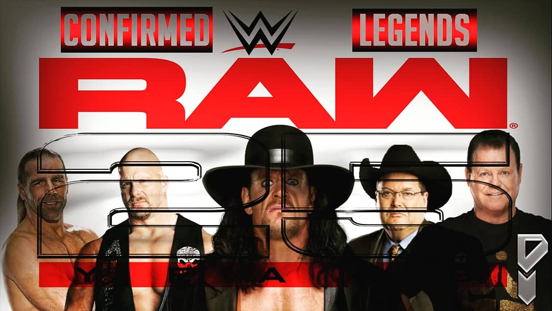 Video Going Up 5pm Central Today Dont Miss It #RAW25 #RAW #WWE #Undertaker https://t.co/96femB7HOJ