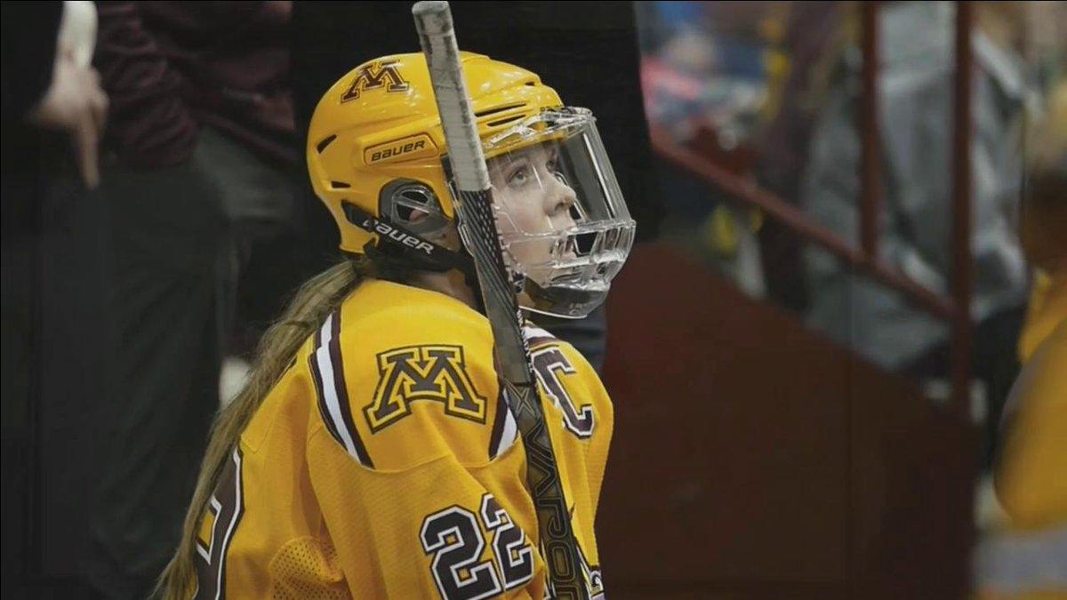 RT @fsnorth: .@KrissyWendell takes us through the evolution of women's hockey! 🏒  #HDM2018 https://t.co/jrOse6deXA