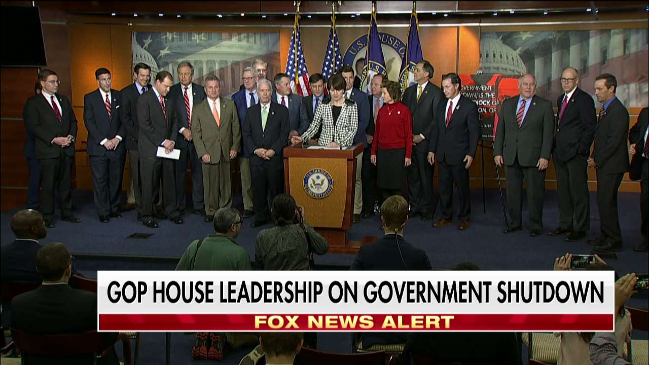 .@cathymcmorris: 'This shutdown of the government is completely unnecessary.' https://t.co/VikkOlvapv