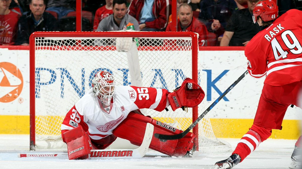 RT @DetroitRedWings: Notes: #RedWings face Hurricanes coming off their bye and without Aho: https://t.co/MBi42319yM https://t.co/Zy57QDPWcE