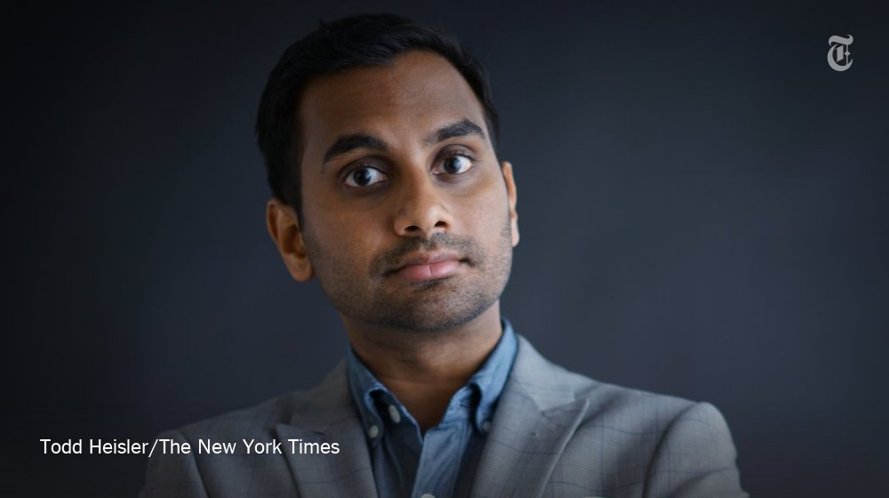 This week's Race/Related tackles the accusations against Aziz Ansari through a racial lens https://t.co/bgA7NpWFHW https://t.co/hfvLsCHP1z