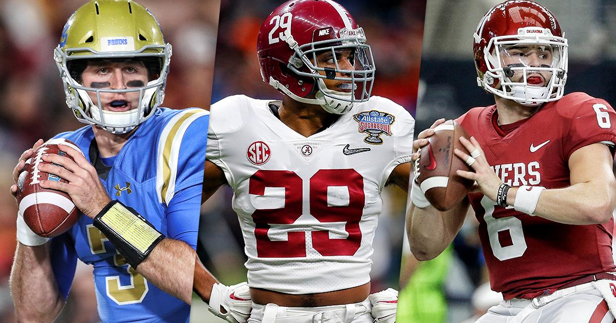 There are plenty of mixed opinions about what we'll do at picks No. 1 and 4 ...  Mock Draft Roundup » https://t.co/rzpESVqkMj   #BrownsDraft https://t.co/Oo2iZRRCY7