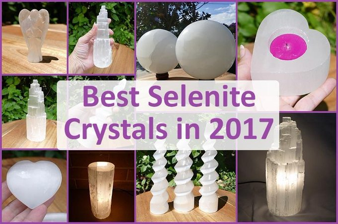 Do you prefer #Selenite lamps or selenite mini towers? Here's our top reviews https://t.co/Gj32g2ncJf #crystals https://t.co/oDT6rGlnQO