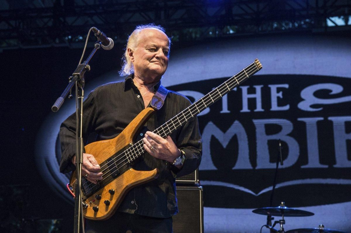 Jim Rodford, bassist for The Kinks and The Zombies, dead at 76 https://t.co/2wKC0cIQxs https://t.co/1kwwtfe7x2