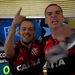 OLHA O #FANÁTICOSMENGÃO AÍ! Lucena e Caruso estão...