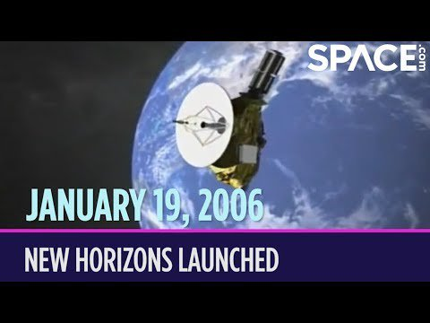 OTD in Space – January 19: New Horizons Launched
