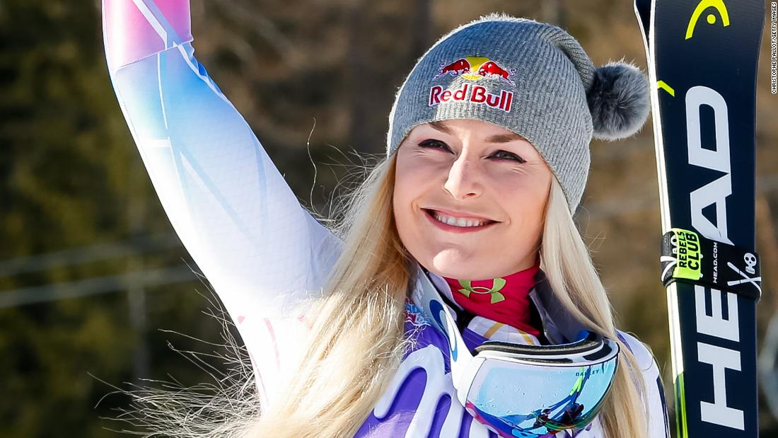 Lindsey Vonn reignites Olympic hopes with 79th World Cup win https://t.co/asoyaxk2p4 https://t.co/m1nJbo2pCq