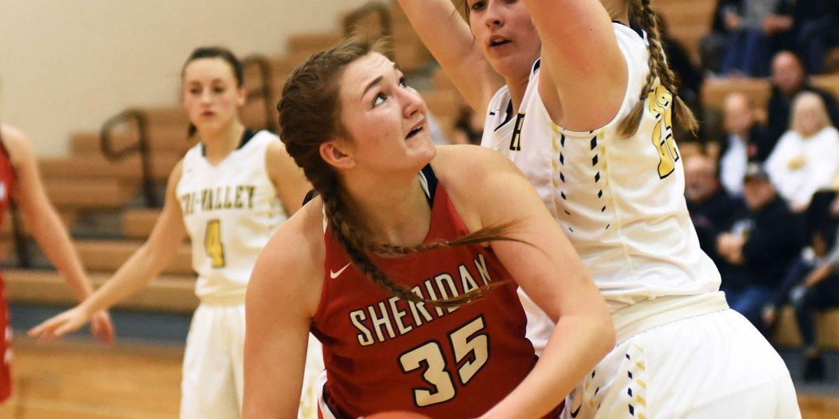 Girls basketball: Fast start fuels Tri-Valley girls https://t.co/sosC4N568E https://t.co/dqWyfheuVT