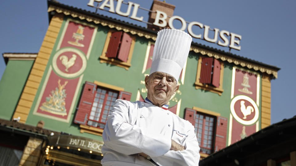 The Latest: Chef at French presidential palace lauds Bocuse