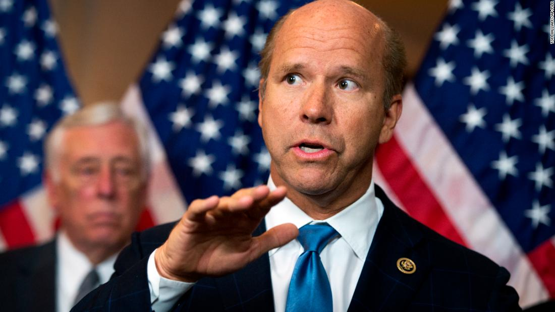 Rep. John Delaney to donate congressional pay during shutdown https://t.co/RDNRXrvtWq https://t.co/IdObP0rS1B