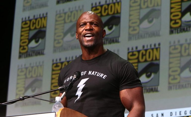Until you hold everyone accoun terry crews